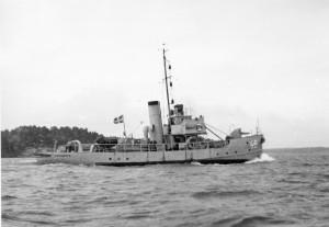 008_VEDETTBÅTAR V 49 SPRÄNGAREN 1946-08-02